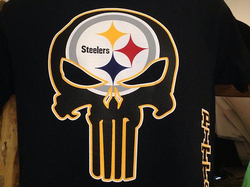 Steelers punisher t-shirt