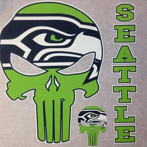 Seahawks punisher t-shirt