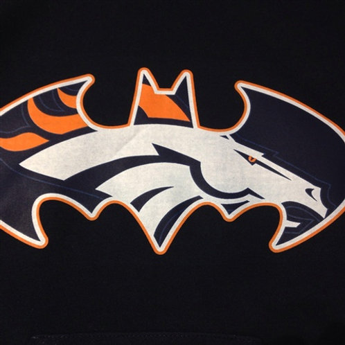 Broncos batman t-shirt