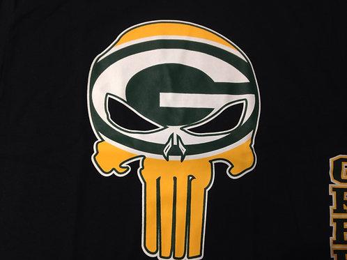Packers punisher t-shirt