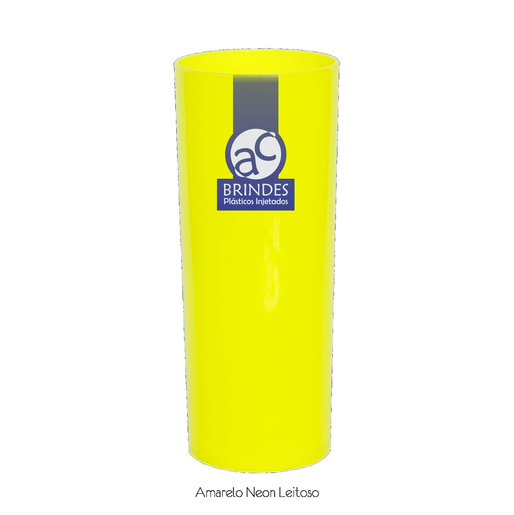 Amarelo Neon Leitoso