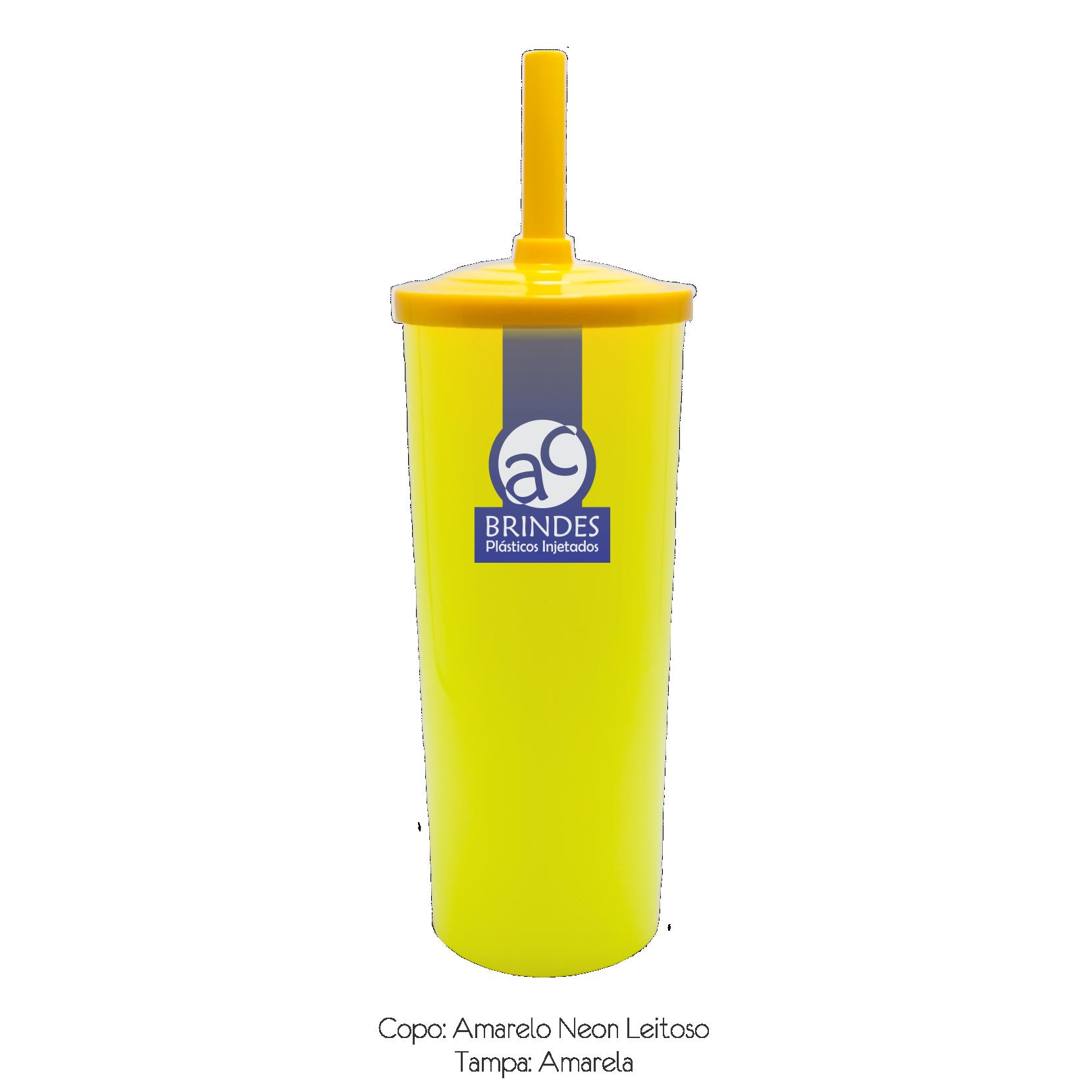 Amarelo Neon Leitoso - Amarela