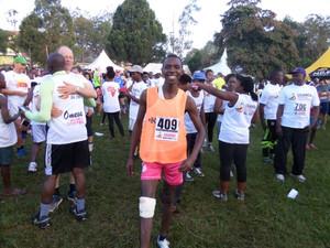 Event - Leopold Runs the Masaka Marathon
