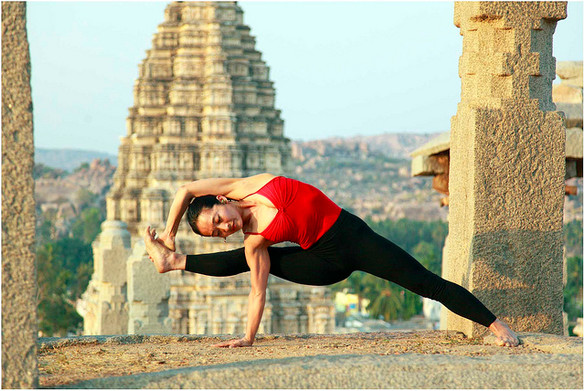 Travel with Yoga
