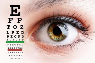 Consulta oftalmología