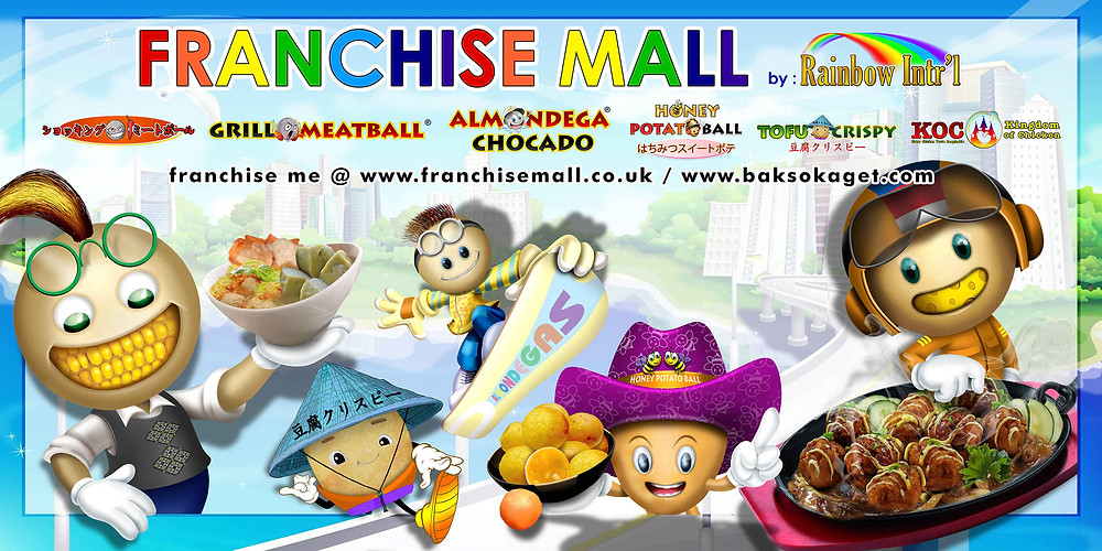 Franchise Mall - Kingdom Of Meatball