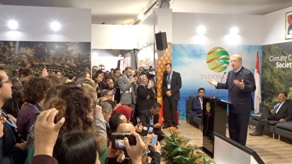 www.franchisemall.co.uk News : Mantan Wapres AS Al Gore: 'Efek permukaan laut naik, ribuan pulau