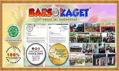 Ensiklopedia Bakso Kaget : Fakta Tentang Indonesia Yang Mendunia
