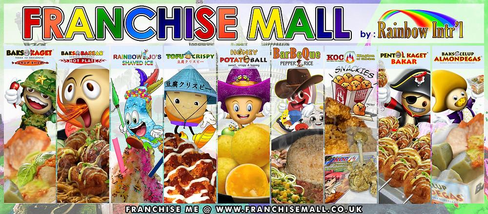 Peluang Usaha Makanan Franchise Mall - Bakso Kaget