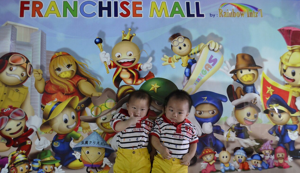 Franchise Mall - Kingdom Meatball Bakso Kaget and friends