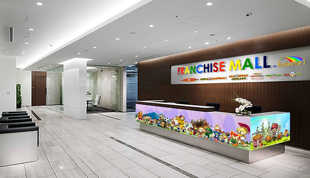 Franchise Mall Office