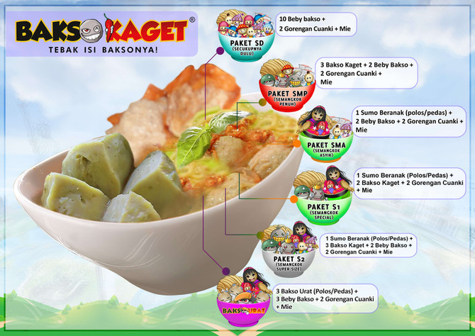Bakso Kaget Juni 2017 - Peluang Bisnis Makanan - Quotes of the Days
