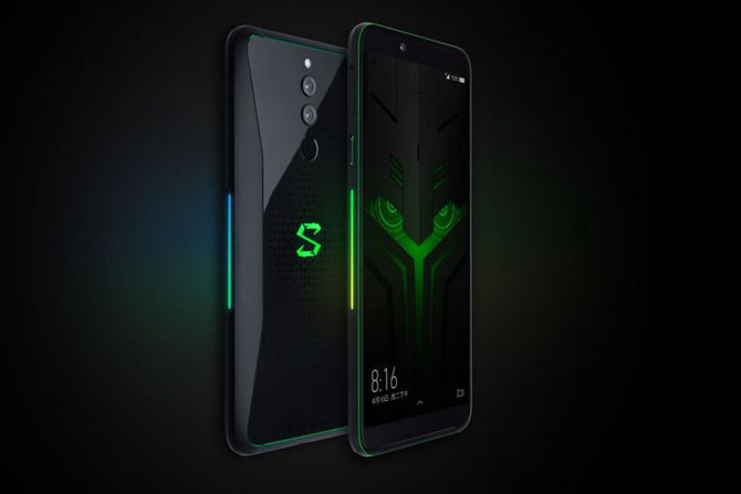 www.franchisemall.co.uk Tekno : Xiaomi Black Shark Helo Meluncur dengan RAM 10 GB