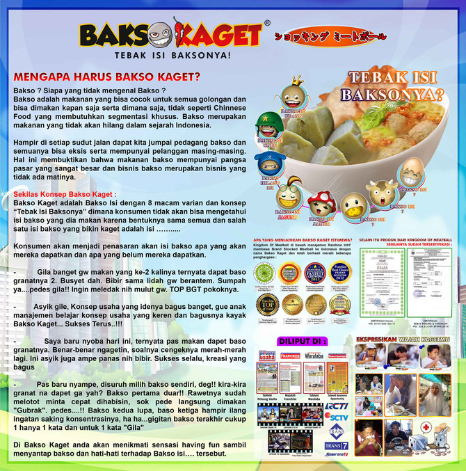 Maret 2017 : Bakso Kaget Quotes of The Day