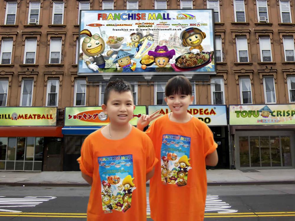 Franchise Mall - Joe Clarence & Jocelyn Calista