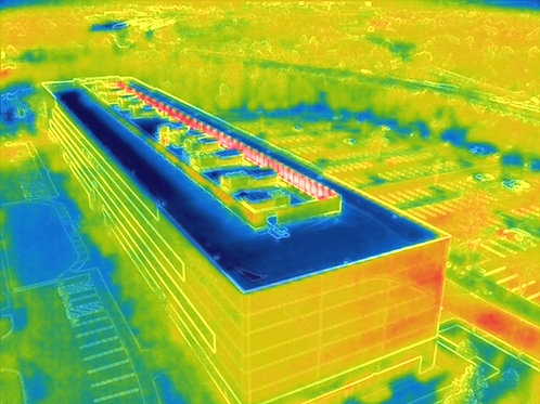 Thermal Aerial Photo Package (Up To 25)+ Observation Report