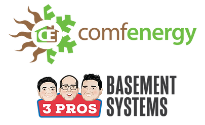 Comfenergy and 3 Pros Basement Systems