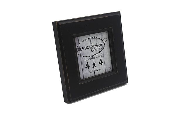 4x4 Moab picture frame - Black