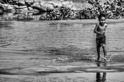 Infância de quilombo
