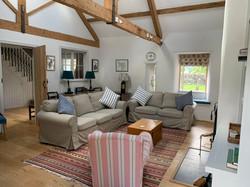 Delightful Light Filled Living Room