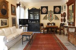 Living Room at Evangelini