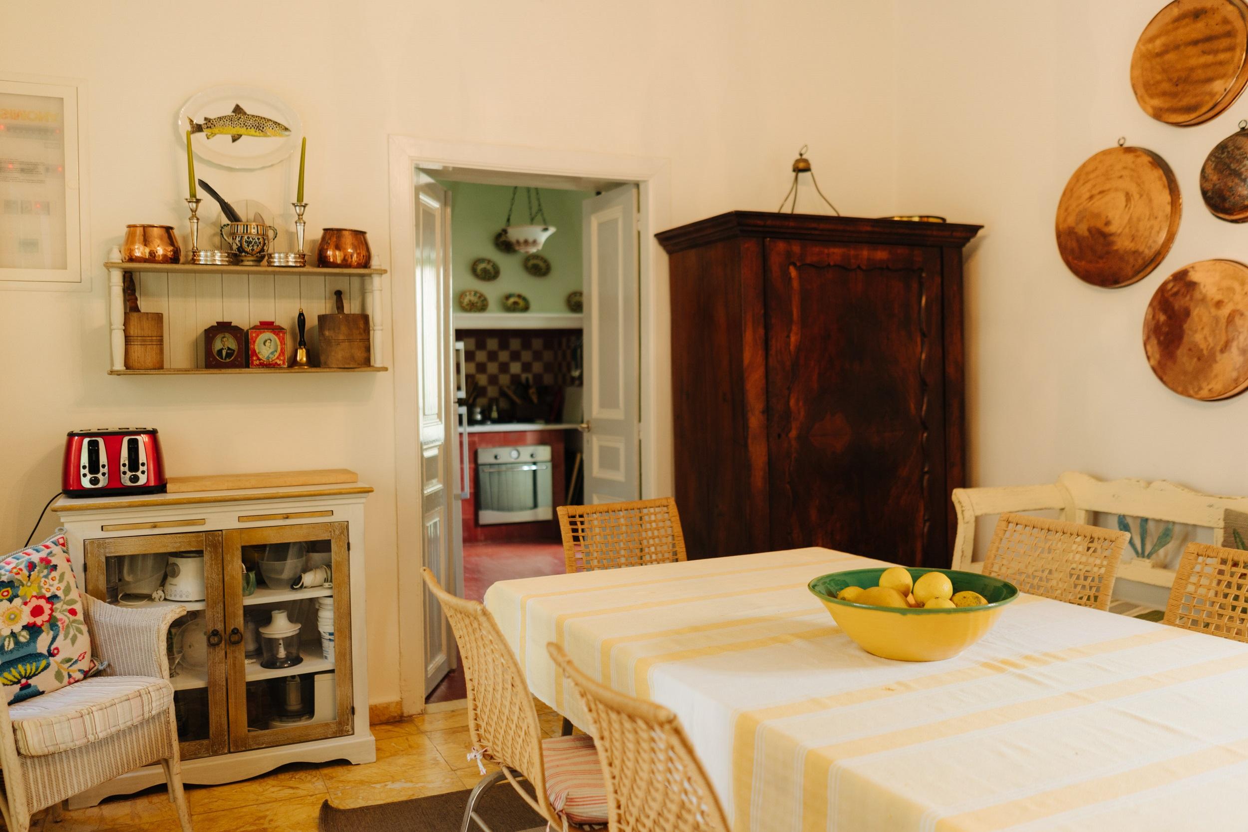 Dining Room at Manna