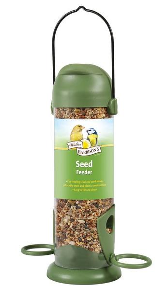 Flip Top Seed Feeder