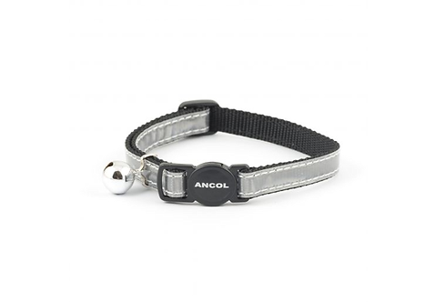GLOSS REFLECTIVE SAFETY CAT COLLAR