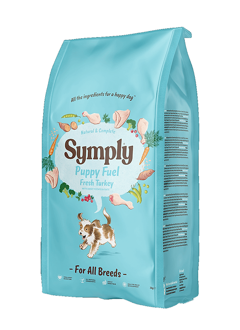 Symply Puppy Fuel 2kg