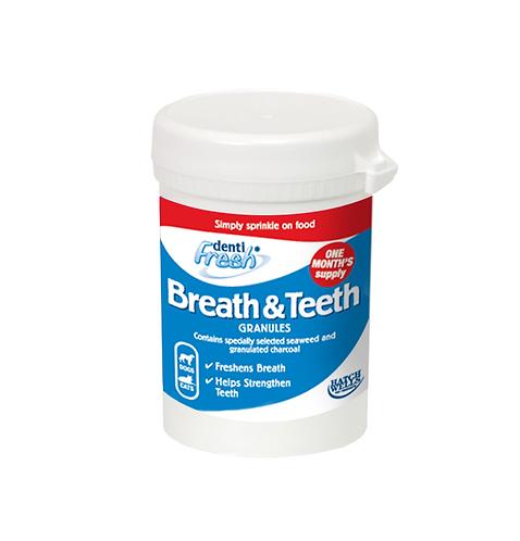Dentifresh Breath & Teeth Granules, 60g