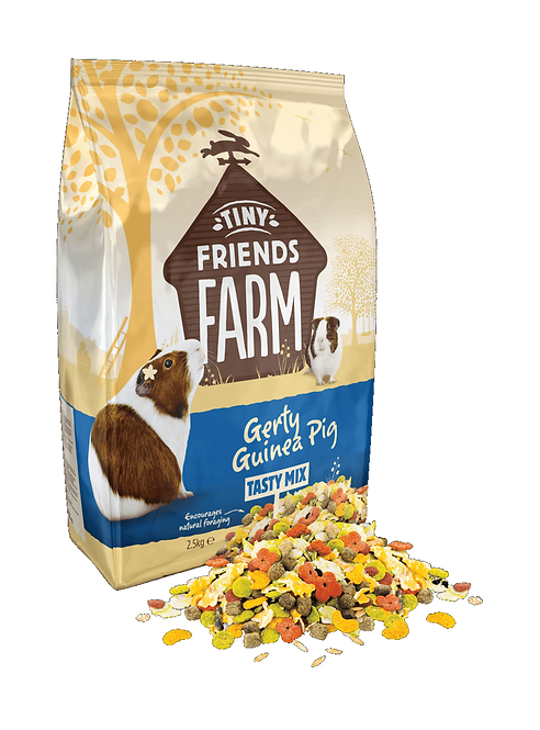 Gerty Guinea Pig Tasty Mix 850g