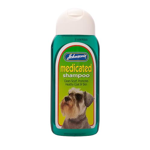 Medicated Dog Shampoo 200ml