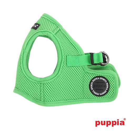Puppia Soft Vest Harness Green. Price from