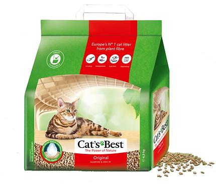Cat's Best Cat Litter