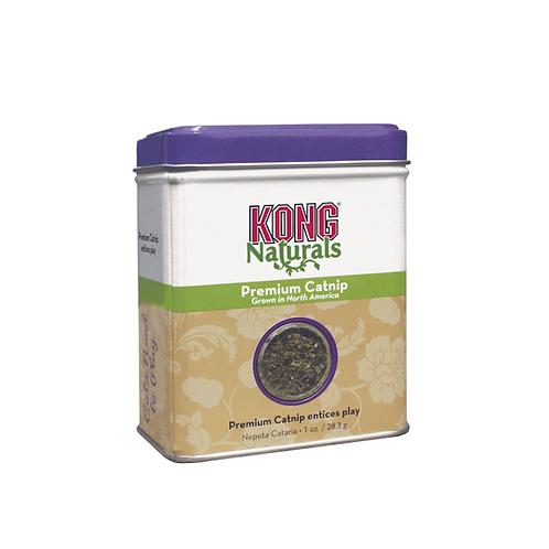KONG Naturals Catnip Leaf 1oz