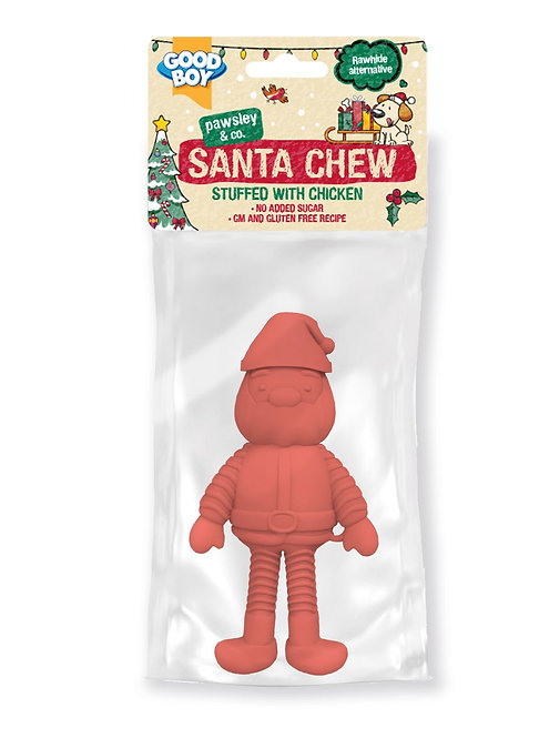 Santa Chew Stuffed With Chicken
