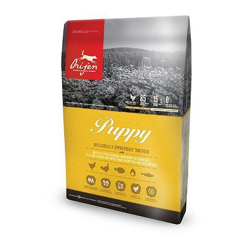 Orijen Puppy Food 340g 2kg, 6kg, 11.4kg price from