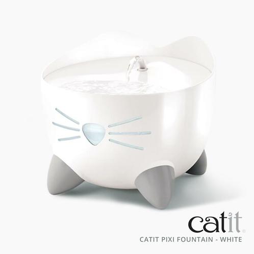 PIXI  Water Fountain White