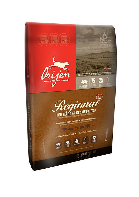 Orijen Regional Red Adult Dog Food
