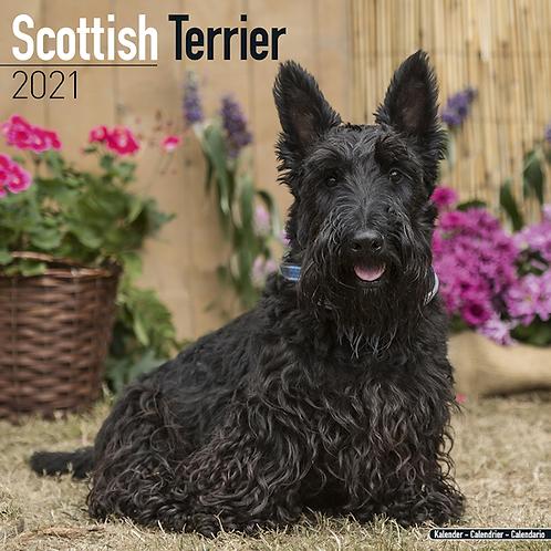 2021 Scottish Terrier Calendar