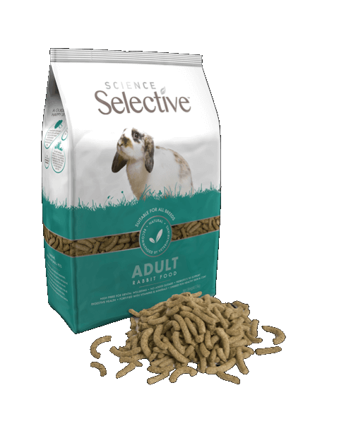Science Selective Adult Rabbit 1.5kg, 3kg. price from