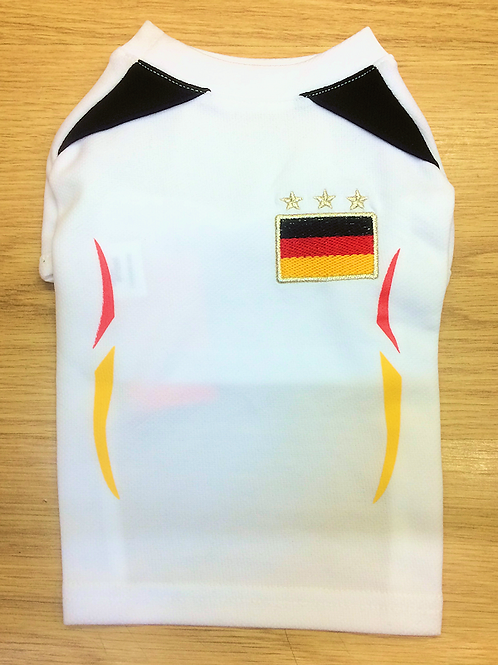 Puppy Angel Germany Football Shirt for Dogs
