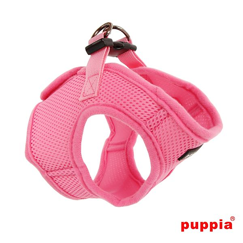 Puppia Soft Vest Harness Pink. Price from