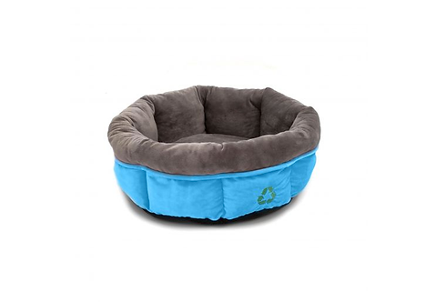 Made From Plush Bed Blue 50cm