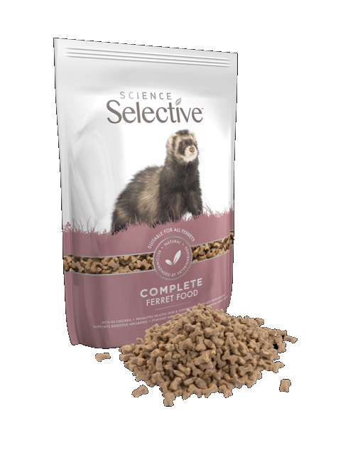 Science Selective Ferret
