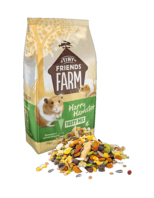 Harry Hamster Tasty Mix 700g