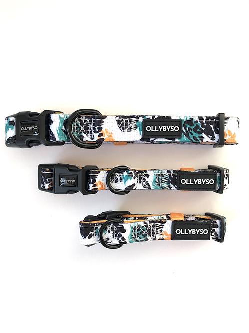 Ollybyso Jaguar Dog Collar