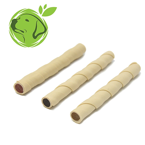 Vegetable Filled Twist Chews 12cm