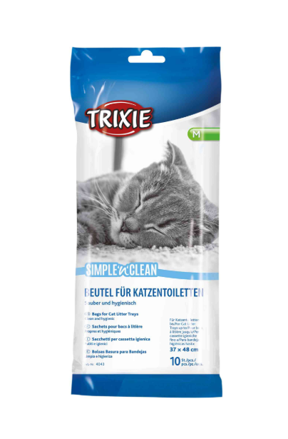 Simple'n'Clean Bags for Cat Litter Trays Pack of 10 price from