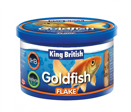 King British Goldfish Food 12g, 28g, 55g. Price from